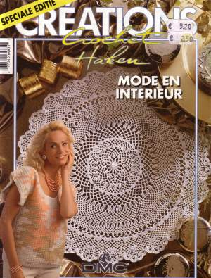 Haakboeken | DMC | 11573-6: OPRUIMING | Haakboek DMC: Créations crochet, haken: Mode en interieur