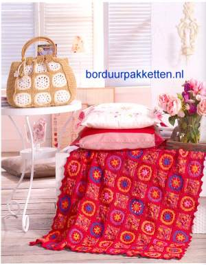 Haakboeken | Anchor/ Coats/ William Briggs | 0022660-00007 Haken | Granny squares, Anchor Kreativ