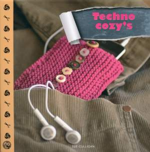 Knitting | Pool | 345 ( ISDN: 9789461880840) | Techno cozy's