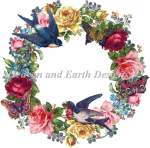 Algemeen | Heaven and Earth Designs | HAEBA4385 | Spring wreath, Brigid Ashwood