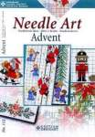 Kerst | Zweigart | 5399/630: NOG 2 X, ONLY 2 X (3300-5399/630) | Needle art, Advent