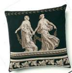 Cushions counted c.s. on  evenweaves/linens/aida | Thea Gouverneur | 2054 | Thea Gouverneur: Greek cushion