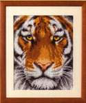 General | Vervaco | 1380-1946 (1380/1946) | Vervaco, Gobelin: Printed canvas tiger